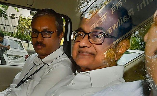 Chidambaram Arrested By Probe Agency After Questioning At Tihar Jail - Sakshi