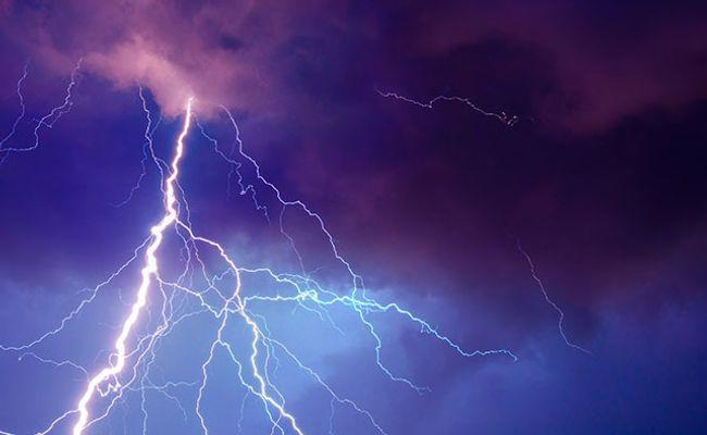 Two People Died Of Thunderbolts In warangal - Sakshi