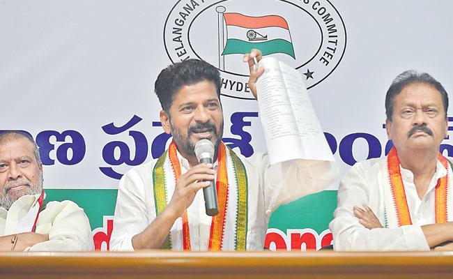 Revanth Reddy Warns To KCR On RTC Strike - Sakshi