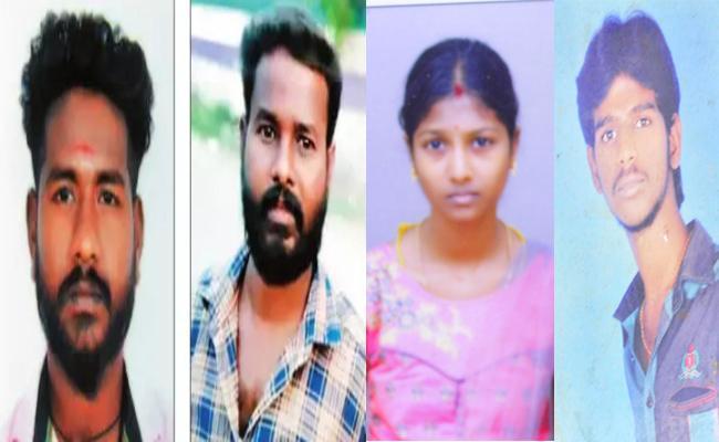 Six Murders at One Night in Tamil Nadu - Sakshi
