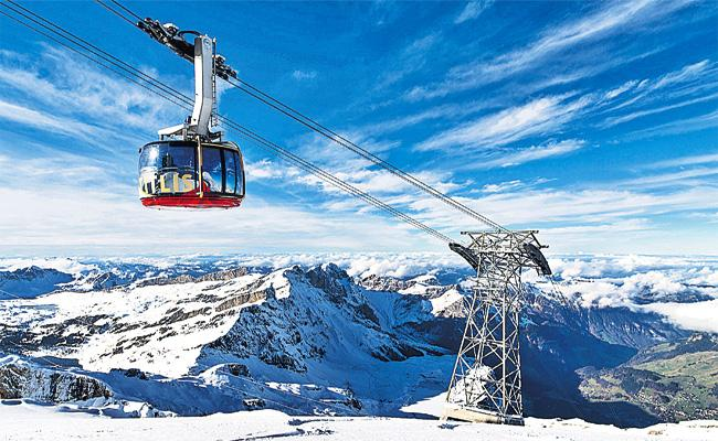 Switzerland Tourism packages - Sakshi