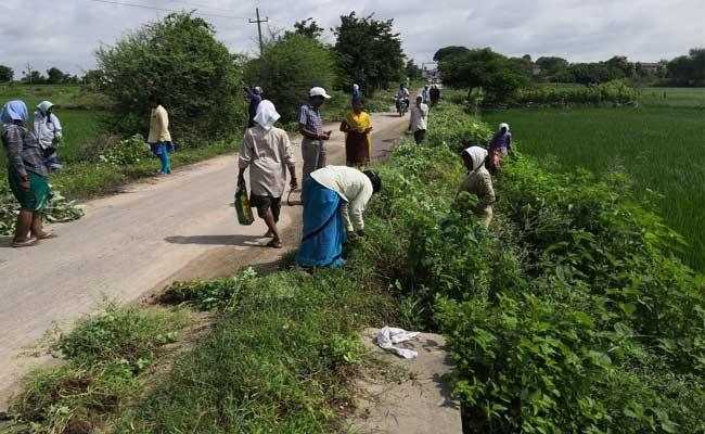 Salary Hike For Panchniayat Workers In Telangana - Sakshi