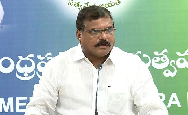 Botsa Satyanarayana: Will use Govt Lands For House Constructions - Sakshi