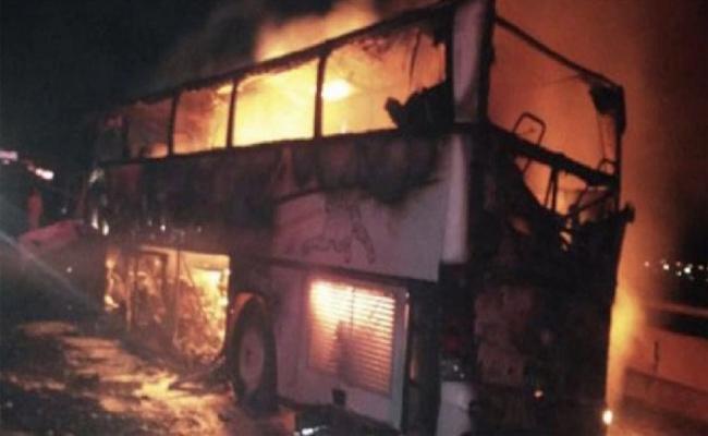 35 Foreigners Killed In Bus Crash Near Saudi Holy City Of Medina - Sakshi
