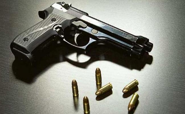 Person Carrying FireArm Weapon In Rtc Bus Was Arrested In Adilabad - Sakshi