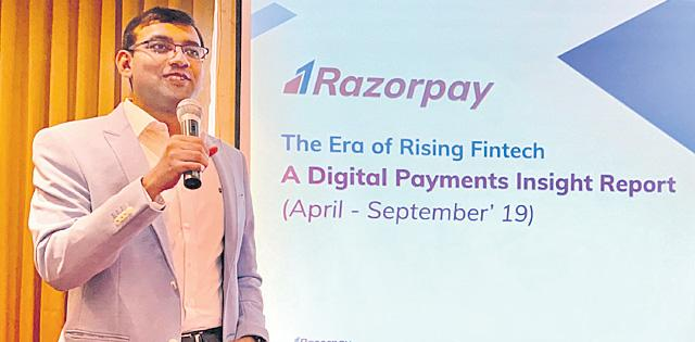 Hyderabad second place in digital transactions - Sakshi