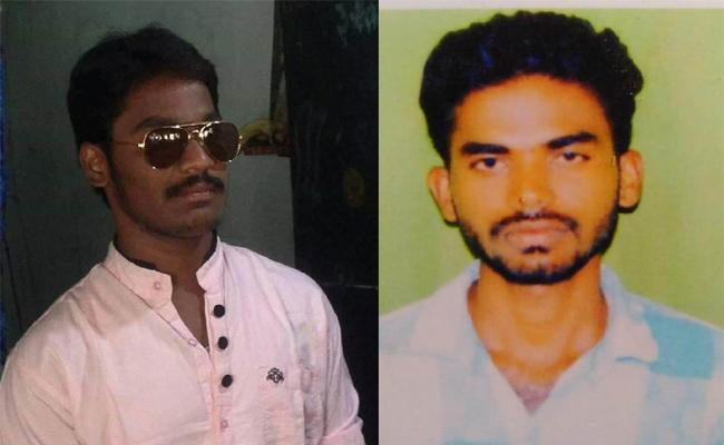 Two Members Died By Dipped Into Check Dam In Konakanamitla Prakasam - Sakshi