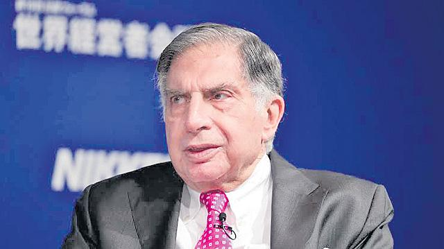 Ratan Tata reveals how he picks a startup to invests - Sakshi