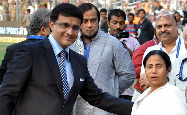 BCCI Post: Mamata Calls Ganguly Part Of Her Household - Sakshi