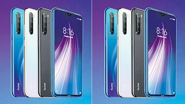 Redmi Note 8 Series to be Released in China - Sakshi