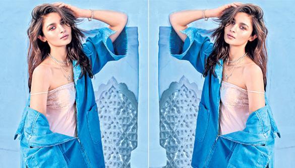 Alia Bhatt to star in Sanjay Leela Bhansali Gangubai Kathiawadi - Sakshi