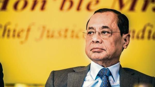 CJI Ranjan Gogoi Cancels Foreign Visit For Discussions On Ayodhya - Sakshi