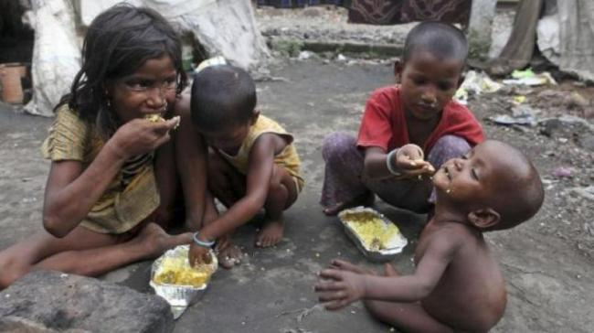 India Ranks 102 Out of 117 Countries in Global Hunger Index - Sakshi