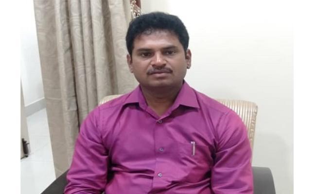 Sakshi interview With RJD Venkatramiredy In Anantapur