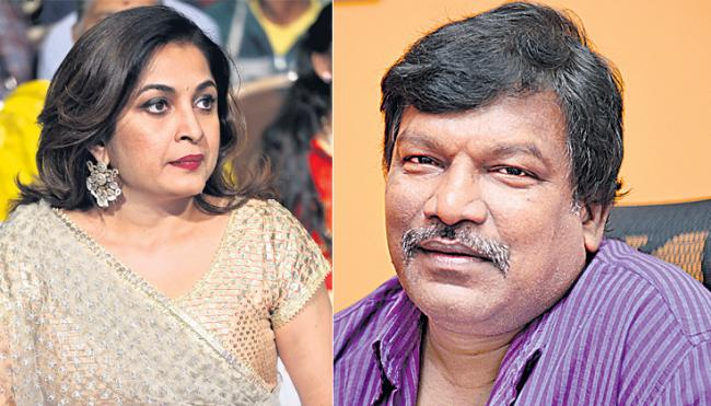 Ramya Krishnan in Akash Puri Romantic new movie - Sakshi
