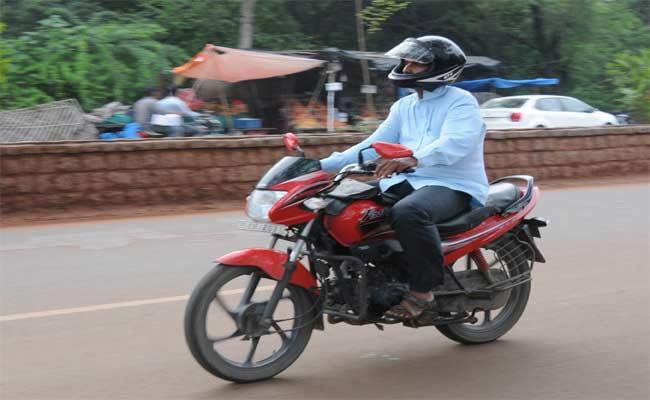 Positive Results Coming From New Motor Vehicle Act - Sakshi