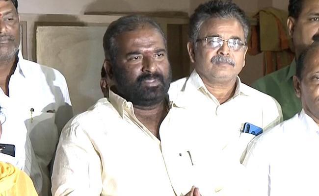 TSRTC JAC Convenor Ashwathama Reddy Says Ready for Any Inquiry - Sakshi