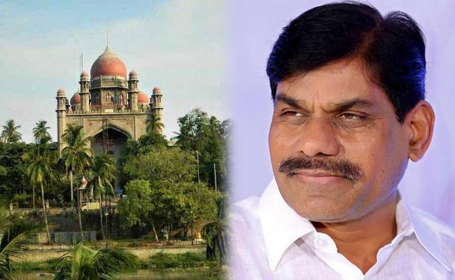 Petition in High Court Against Zaheerabad TRS MP BB Patil - Sakshi