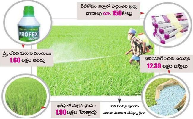 Crops Are Toxic With The Use Of Chemical Fertilizers - Sakshi