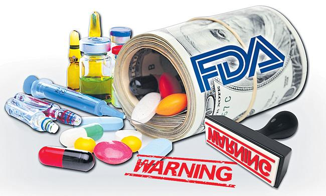 US and India receive most warning letters from FDA - Sakshi