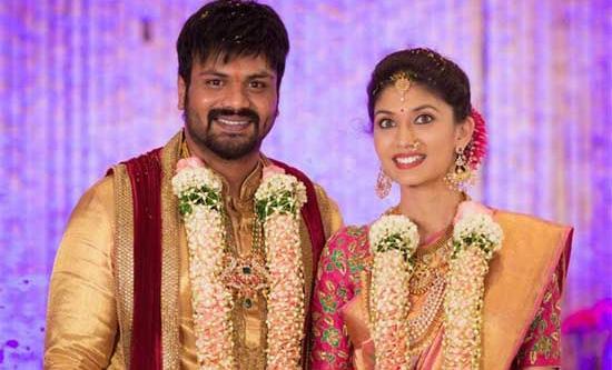 Manchu Manoj Confirms Divorce with Wife Pranathi Reddy - Sakshi