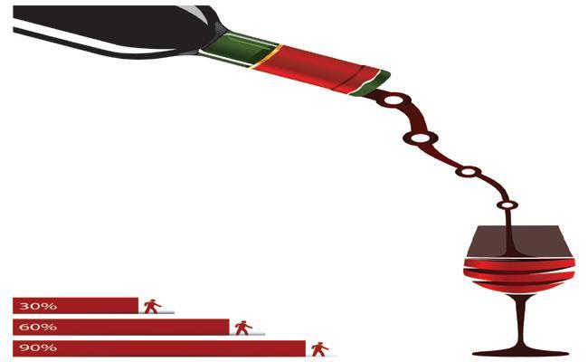 Record Applications To Liquor Shop License Across Telangana - Sakshi