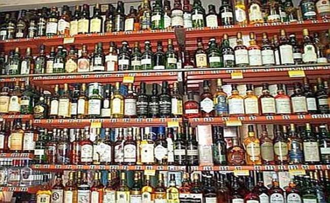 Excitement For Liquor Merchants In Ranga Reddy - Sakshi