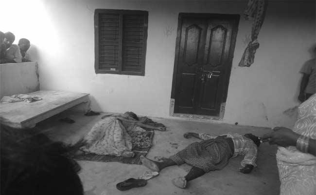 Two Persons Died In Nalgonda - Sakshi
