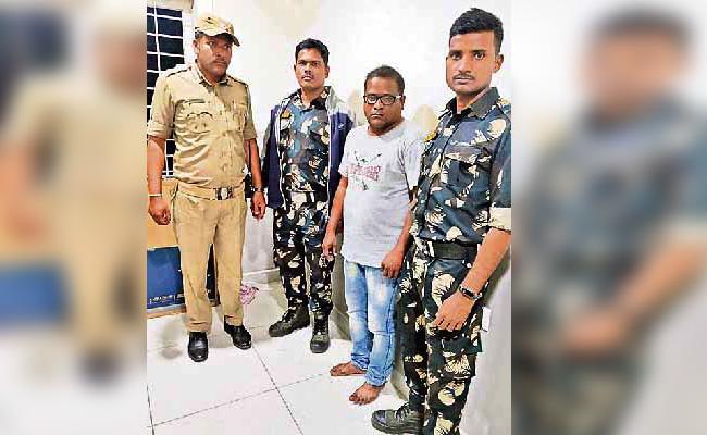 Robbery Gang Arrest in Hyderabad KBR Park - Sakshi