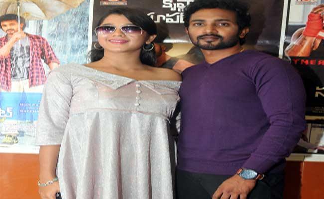 New Movie Promotions In Mahabubnagar - Sakshi