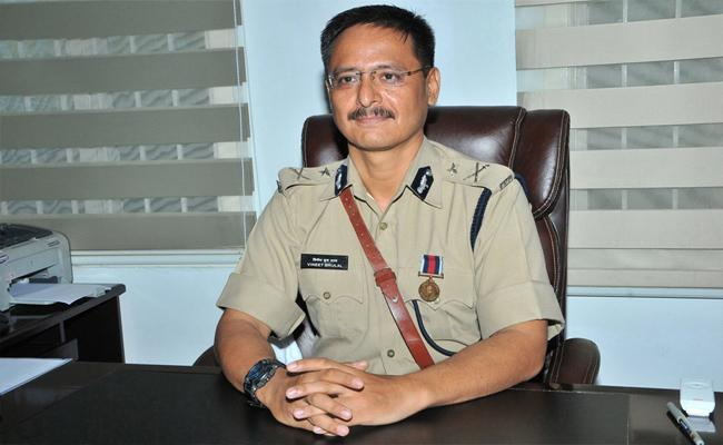 IG Vineet Brijlal Said Who Commits Irregularities On Duty Will Take Serious Action - Sakshi