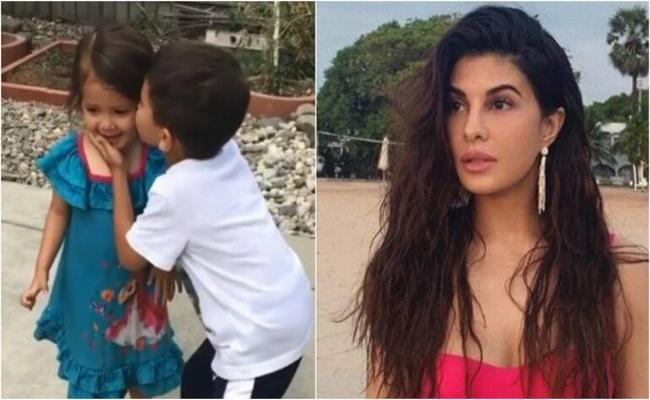 Jacqueline Fernandez Cried After Will Smith Shared Video Watching - Sakshi