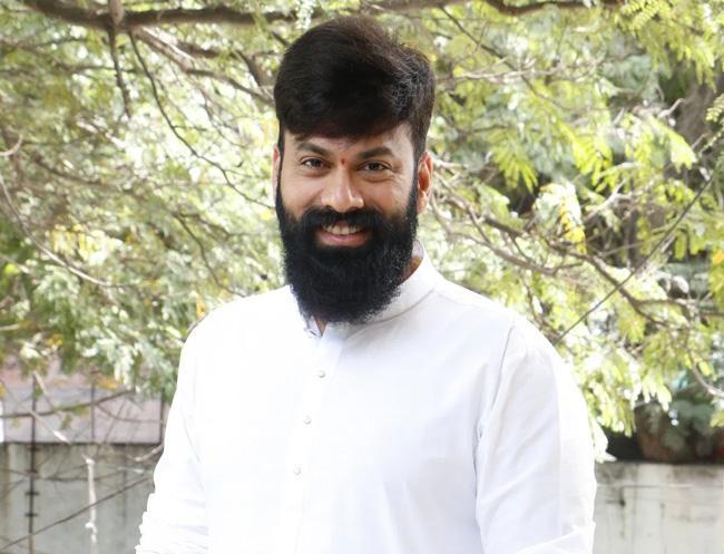 Director Ohmkar at Raju Gari Gadhi 3 Interview - Sakshi