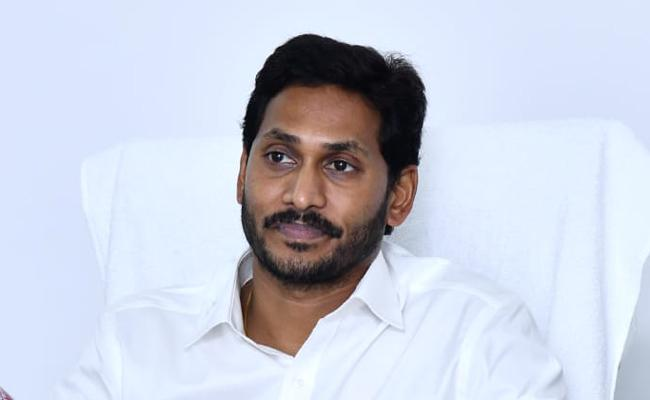 CM YS Jagan Starts From Gannavaram Airport To Hyderabad - Sakshi