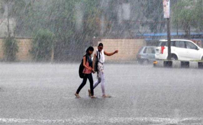 Rain Alerts In Andhra Pradesh - Sakshi
