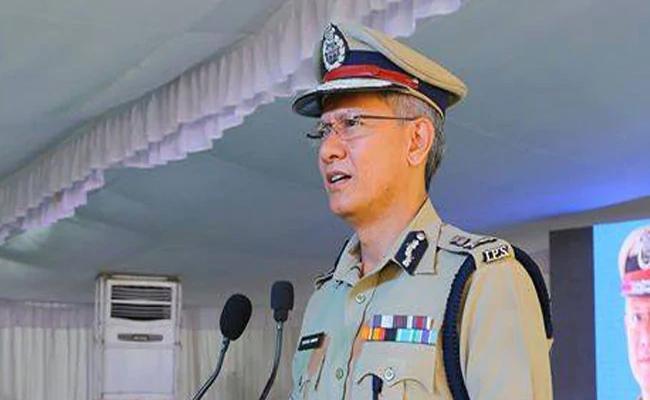 DGP Remarks During Police Commemoration Day Celebrations - Sakshi