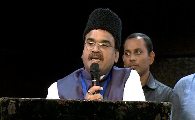 Amjad Basha Says Governments Should Not Intervene In Religion Customs - Sakshi