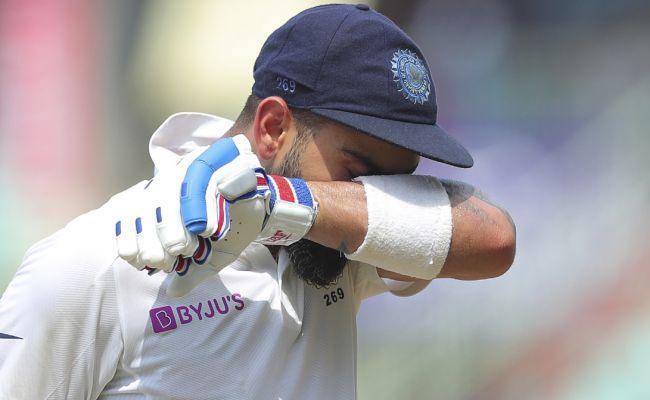 Nortje Becomes Fourth Bowler To Dismiss Kohlis Maiden Test Wicket - Sakshi