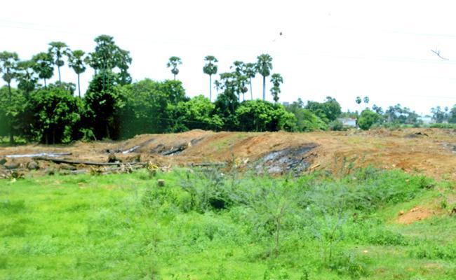 SIT On Visakhapatnam Land Scam - Sakshi