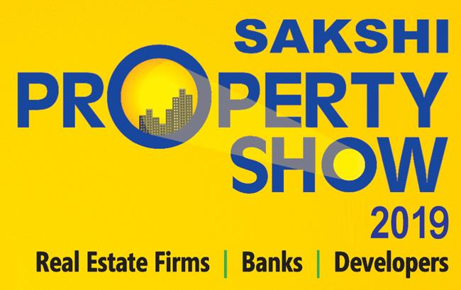 SAKSHI Property Show on the 9th and 10th of next month - Sakshi