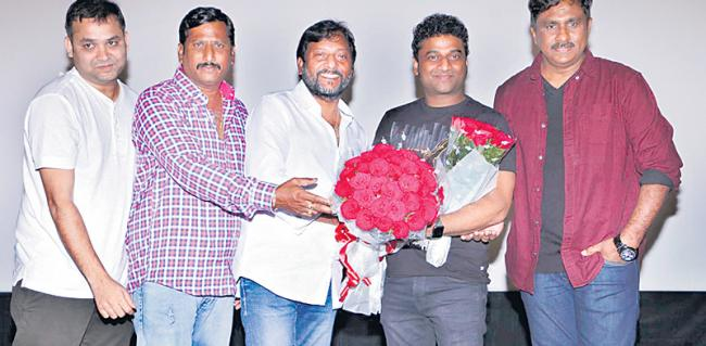 Ragala 24 Gantallo Promotional Song Launch by Devi Sri Prasad - Sakshi