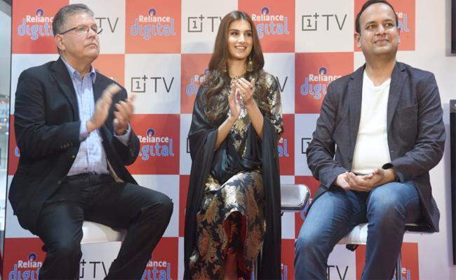 Discover the OnePlus TV experience exclusively at Reliance Digital - Sakshi