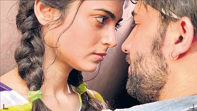 post production starts on Beautiful movie - Sakshi