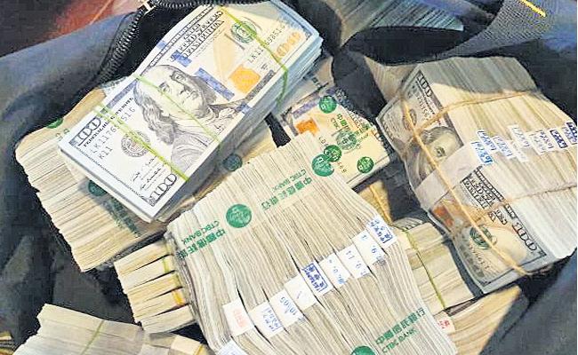 Kalki Bhagavan Assets Value Minimum 500 Crores Says Finance Department - Sakshi