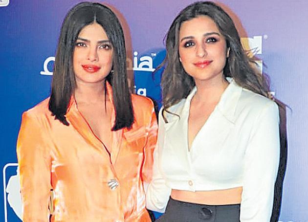 Priyanka Chopra, Parineeti to lend voice to Hindi version of Frozen 2 - Sakshi