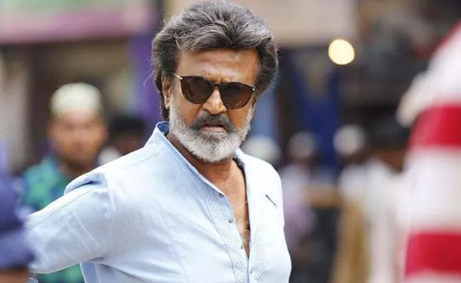 Rajinikanth Sweet Warning To Fan - Sakshi