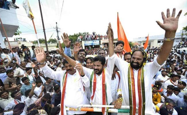 Political Parties Election Compaign In Nalgonda - Sakshi