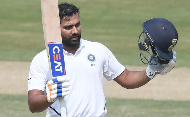 Rohit Sharma Gets Another World Record - Sakshi