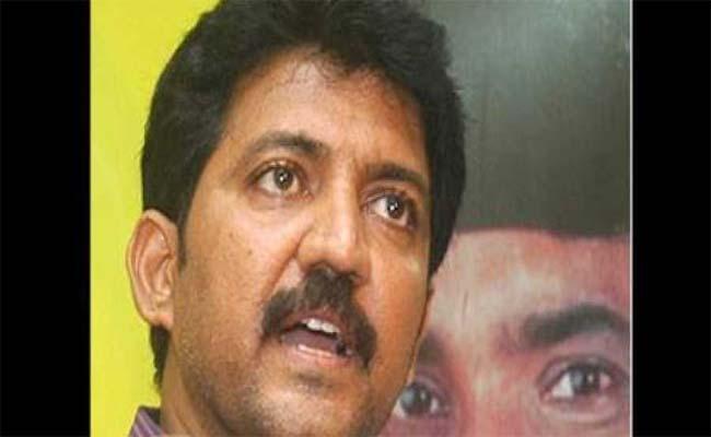 Case Filed Against Gannavaram TDP MLA in Hanuman Junction Police Station - Sakshi