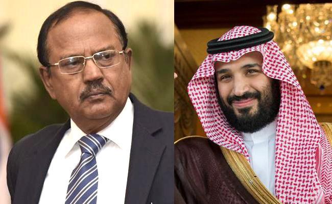 Blow to Pakistan as Saudi Arabia Supports India Stand on Kashmir - Sakshi
